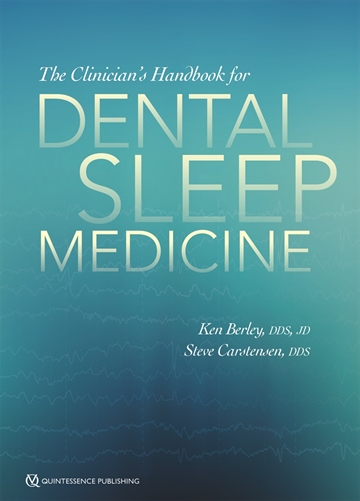 The Clinician´s Handbook for Dental Sleep Medicine